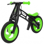 беговел Hobby-bike RT FLY В черная оса Plastic, зеленый