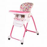 стульчик для кормления Jetem Bon Appetit (RCZQ) розовый