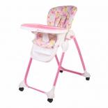 стульчик для кормления Jetem Bon Appetit (WPDP) светло-розовый