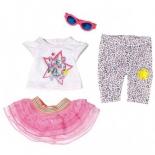 одежда для кукол Zapf Creation Baby born Одежда для прогулки (комплект)