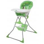 стульчик для кормления Baby Care Tea Time, зеленый