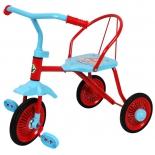 Трехколесный велосипед 1 Toy Т58441 Фиксики, голубой/красный