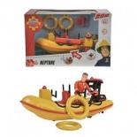 товар для детей Simbo Пожарный Сэм, Лодка спасателей