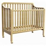детская кроватка Fiorellino Nika, бежевая