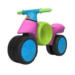 беговел R-Toys Kinder Way (11-004) салатово- розовый