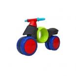 беговел R-Toys Kinder Way (11-004) салатово-черный