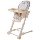 стульчик для кормления Esspero Melissa (Pea), бежево-зеленый