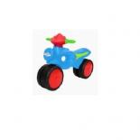 беговел R-Toys Kinder Way (11-008) голубо-красный
