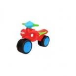 беговел R-Toys Kinder Way (11-008) красно-синий