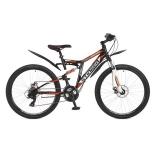 велосипед Stinger 26 Highlander 200D (18 дюймов) черный