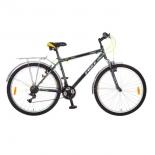 велосипед Foxx 26 Target (18 дюймов)  серый