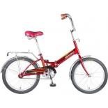 велосипед Novatrack TG20, красный