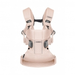 рюкзак-кенгуру BabyBjorn One Air Mesh (розовый)