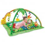 детский коврик Funkids Delux Play Gym Giraffe (8813)