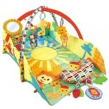 детский коврик Funkids 3 Ways To Play Delux 27290