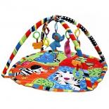 детский коврик Funkids Color Zoo Gym 8832