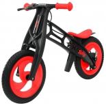 беговел Hobby-bike RT FLY В черная оса Plastic, красный