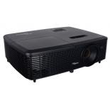мультимедиа-проектор Optoma S340 DLP, черный