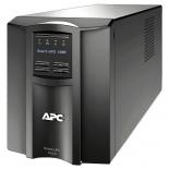 источник бесперебойного питания APC by Schneider Electric Smart-UPS 1000VA LCD 230V