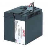 батарея аккумуляторная для ИБП APC RBC7 (12 В, 17 Ач)