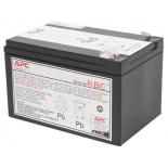 источник бесперебойного питания Батарея аккумуляторная APC RBC4 (12 В, 12 Ач)