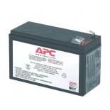 батарея аккумуляторная для ИБП APC RBC17 (12 В, 9 Ач)
