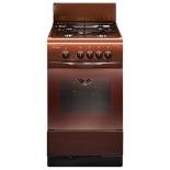 плита Гефест 3200-08 К19 коричневая