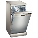 Посудомоечная машина Siemens SR25E830RU серебристая