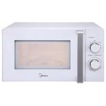 микроволновая печь Midea MM820CXX-W белая