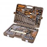 Набор инструментов OMBRA OMT131S (универсальный, 131 предмет)