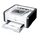 лазерный ч/б принтер Ricoh SP 210