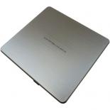 оптический привод LG GP80NS60, серебристый slim ext RTL
