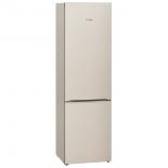 холодильник Bosch KGV39VK23R бежевый