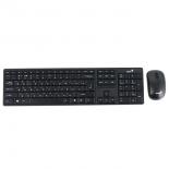 комплект Genius SlimStar 8000ME (беспроводные клавиатура и мышь)