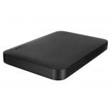Жесткий диск Toshiba Canvio Ready 1TB (HDTP210EK3AA, внешний, USB3.0), чёрный, купить за 3 480руб.