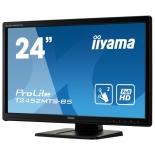монитор Iiyama T2452MTS-B5, черный