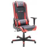 компьютерное кресло DXRacer OH/EA01/NR, черно-красное
