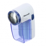 машинка для удаления катышков Maxwell MW-3101 белая/голубая