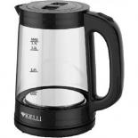 чайник электрический Kelli KL-1313 черный