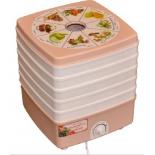 Сушилка для овощей и фруктов Помощница Люкс СШ-010 (с 5 решетками)