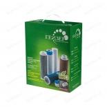 фильтр для воды Гейзер 9, комплект картриджей для проточных фильтров