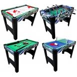 игровой стол DFC Fun 4 в 1 GS-GT-1205 (трансформер)