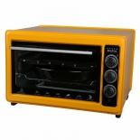 мини-печь, ростер Delta D-023, желтая (рестайлинг)