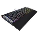 клавиатура Corsair K95 RGB Platinum Rapidfire, черная