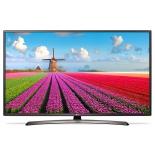 телевизор LG 43LJ622V (43'' Full HD, Smart TV, Wi-Fi, Bluetooth), чёрный