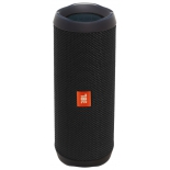 портативная акустика JBL Flip 4, черная