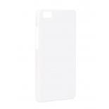 чехол для смартфона Huawei P8 Lite skinBOX, серия 4People, защитная пленка в комплекте, цвет Белый