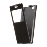 чехол для смартфона SkinBox для Huawei P8 Черный T-S-HP8-001