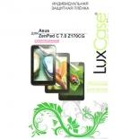 защитная пленка для планшета LuxCase  ASUS ZenPad C 7.0 Z170CG  (Суперпрозрачная)
