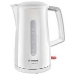 чайник электрический Bosch TWK3A011 белый